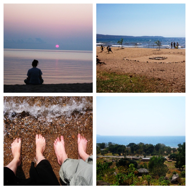 Lake Malawi Collage
